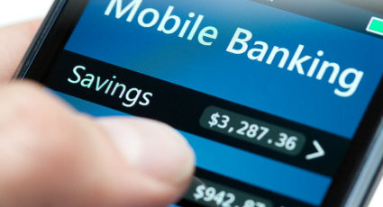 Mobile banking in the UK